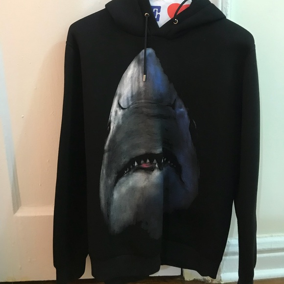 9cf4cba6c13b Givenchy Other - Givenchy Shark hoodie L